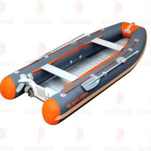 Motorinės kilinės valtys
